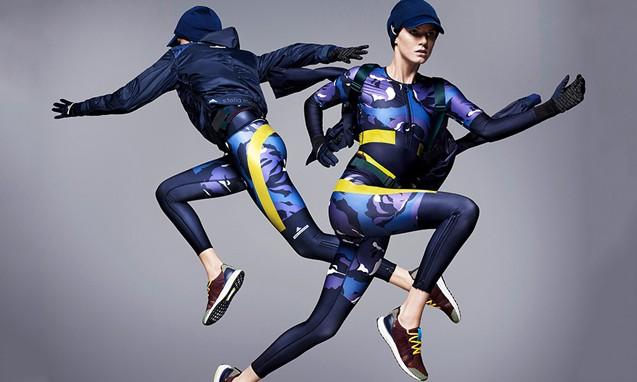 adidas by Stella McCartney 2015 秋冬系列造型预览
