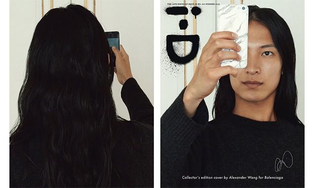 《i-D》杂志 35 周年纪念之「11 位时尚设计师」限定封面