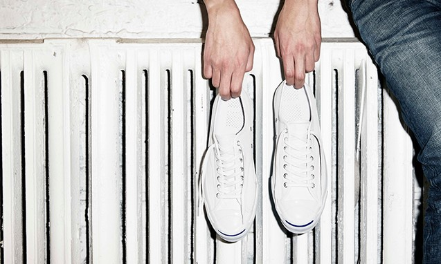 Converse Jack Purcell Signature Leather 鞋款