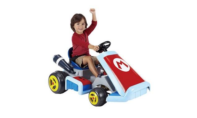 Nintendo 推出儿童版超级玛丽赛车