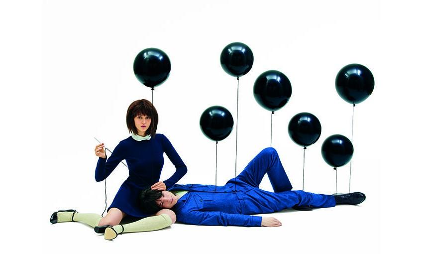 Maison Kitsuné 2015 秋冬系列时尚海报释出