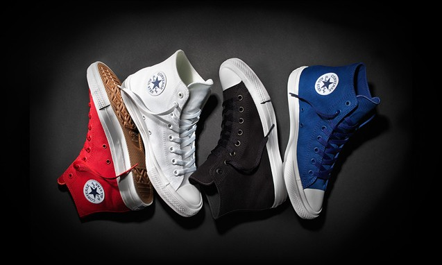 Converse Chuck Taylor All Star II 全新鞋款完整公布