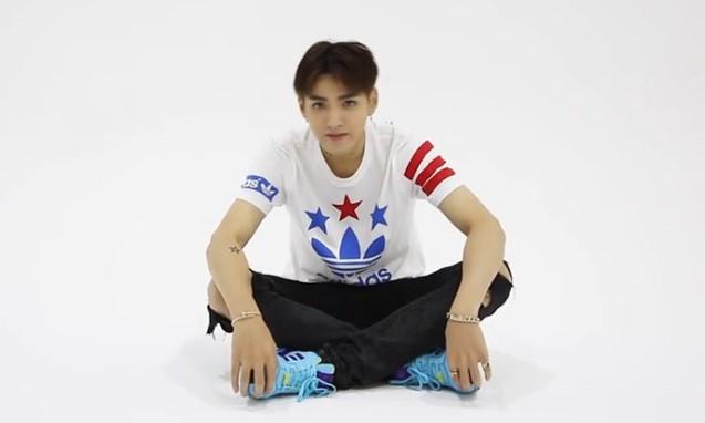 "adidas Originals ZX Flux 形象大使吴亦凡 "" 快问快答 "" 视频"