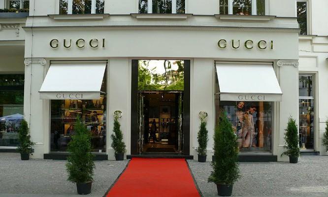 奢华味蕾感受,Gucci Café 落户上海
