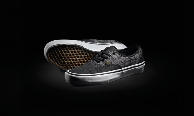 Vans Syndicate 十周年首款纪念鞋履 Mister Cartoon Authentic