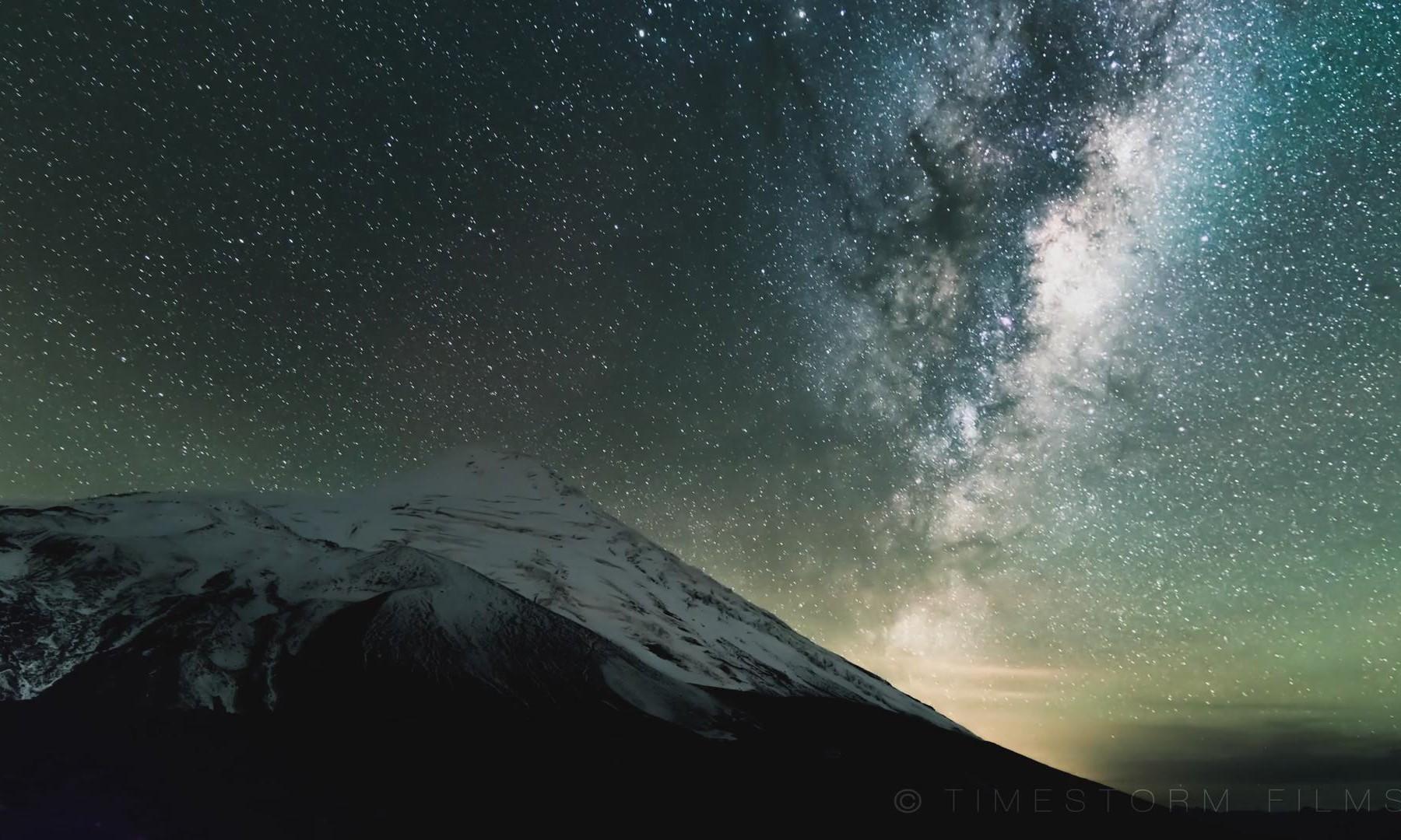 静静的看就好,Patagonia 8K 分辨率自然影片释出