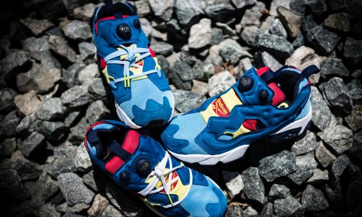 """玩出新花样,Packer Shoes x Reebok Instapump Fury """"Aztec"""" 即将登场"""