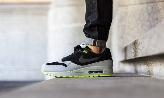 Nike Air Max 1 荧光绿配色