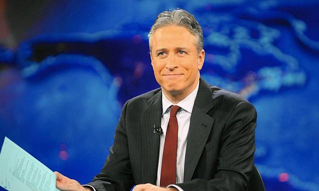 囧司徒 Jon Stewart 宣布告别《The Daily Show》