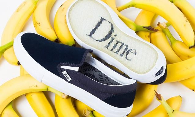 Dime x Vans Slip-On Pro 合作鞋款