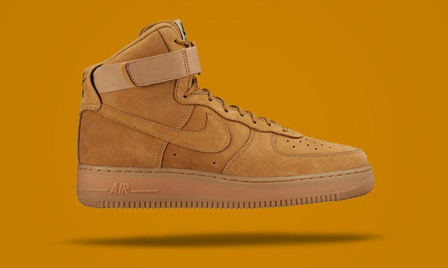 "Nike Sportswear ""Wheat"" 主题鞋款"