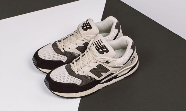 N.HOOLYWOOD x New Balance 530 联名鞋款