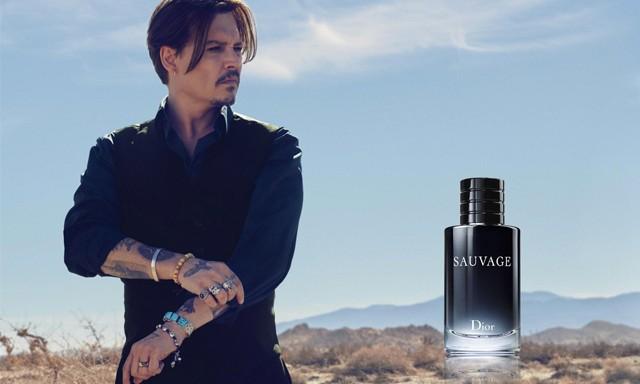 """杰克船长不羁演绎,Johnny Depp 拍摄最新 Dior """"Sauvage"""" 香水广告"""