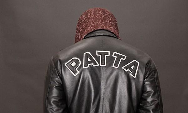 九十年代街头格调,Patta 2015 秋季造型 Lookbook 发布
