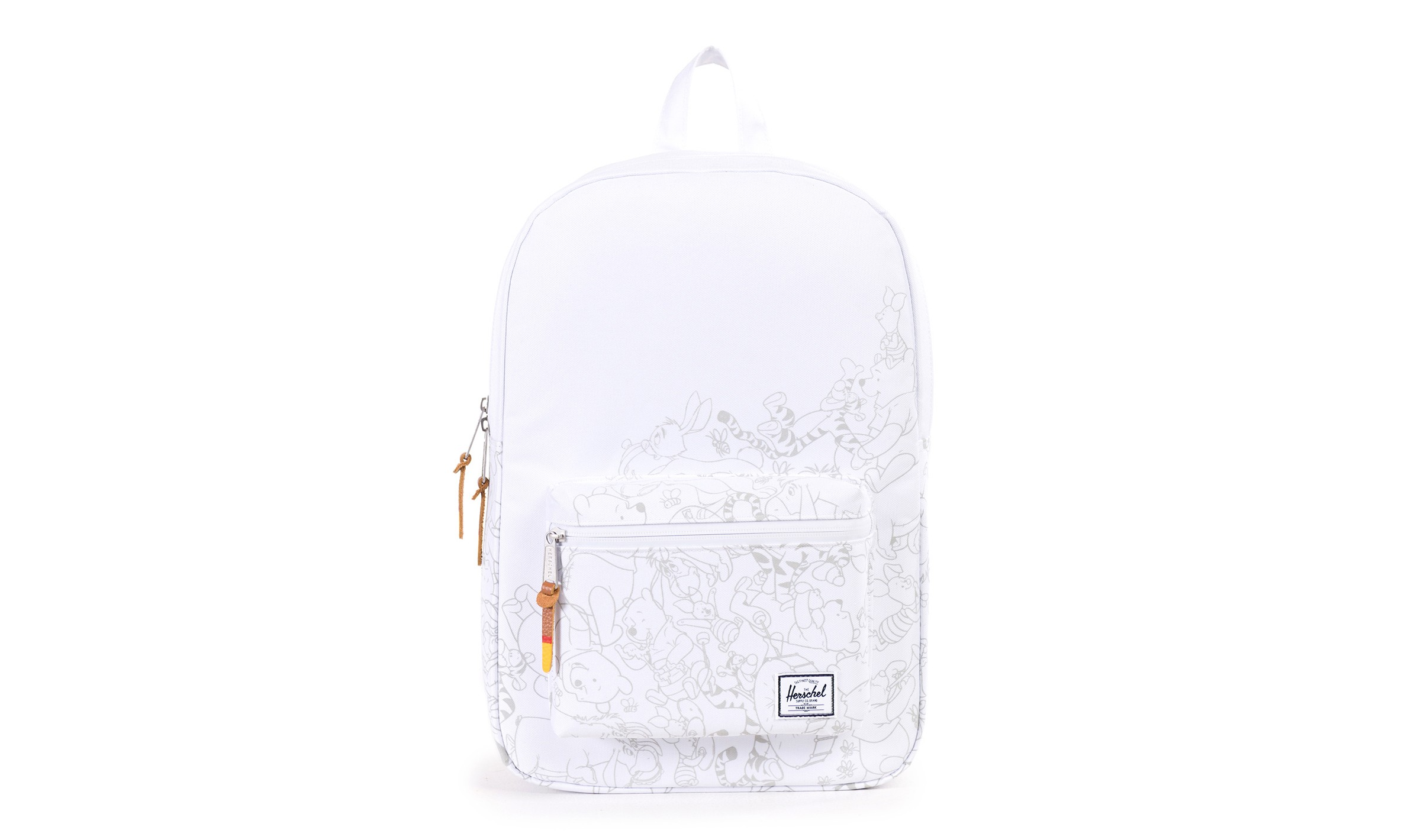 Disney x Herschel Supply Co. 2015 秋冬联名之 Winnie the Pooh 系列