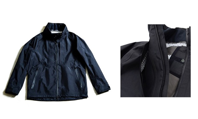 White Mountaineering x Graphpaper 联名别注 MOUNTAIN JACKET