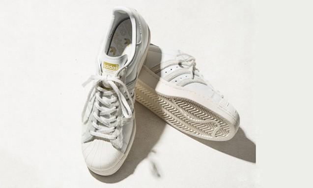 adidas Originals x ZOZOTOWN 10 周年纪念 Superstar 80s 鞋款
