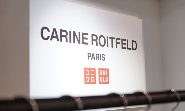 UNIQLO and Carine Roitfeld 合作系列预览