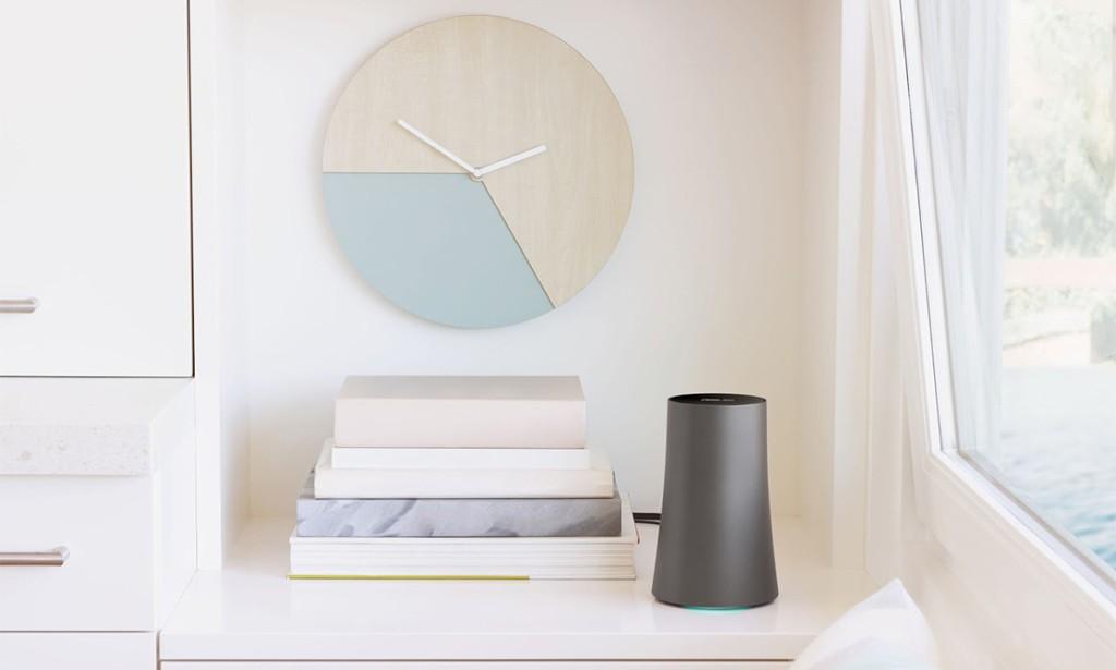 挥手提升网速,谷歌推出第二款华硕代工 OnHub 智能路由器