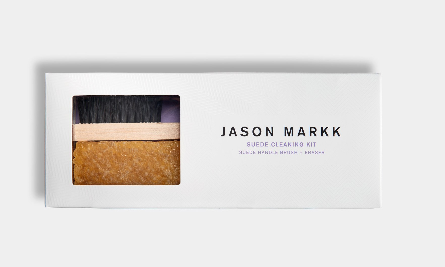 Jason Markk 全新发布麂皮球鞋清洁套装