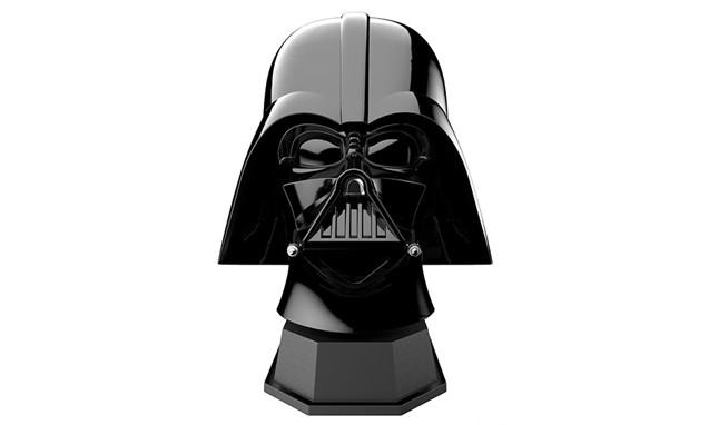 AQUA 《 STAR WARS 》 黑武士头盔迷你冰箱