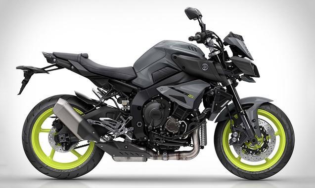 YAMAHA MT-10 新款摩托车发布