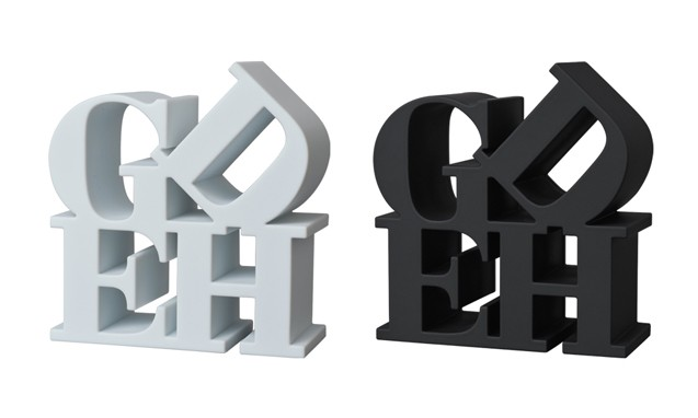 GOODENOUGH x MEDICOM TOY 25 周年纪念 GDEH PAPER WEIGHT