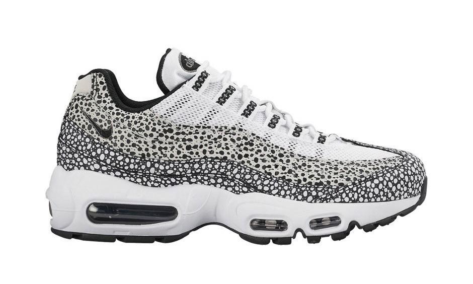 "Nike 携三款经典鞋款带来 2016 ""Safari"" 别注系列"