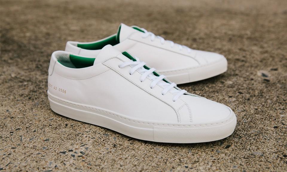 15 周年纪念,UNIS x Common Projects 联名 Achilles Low 鞋款发布