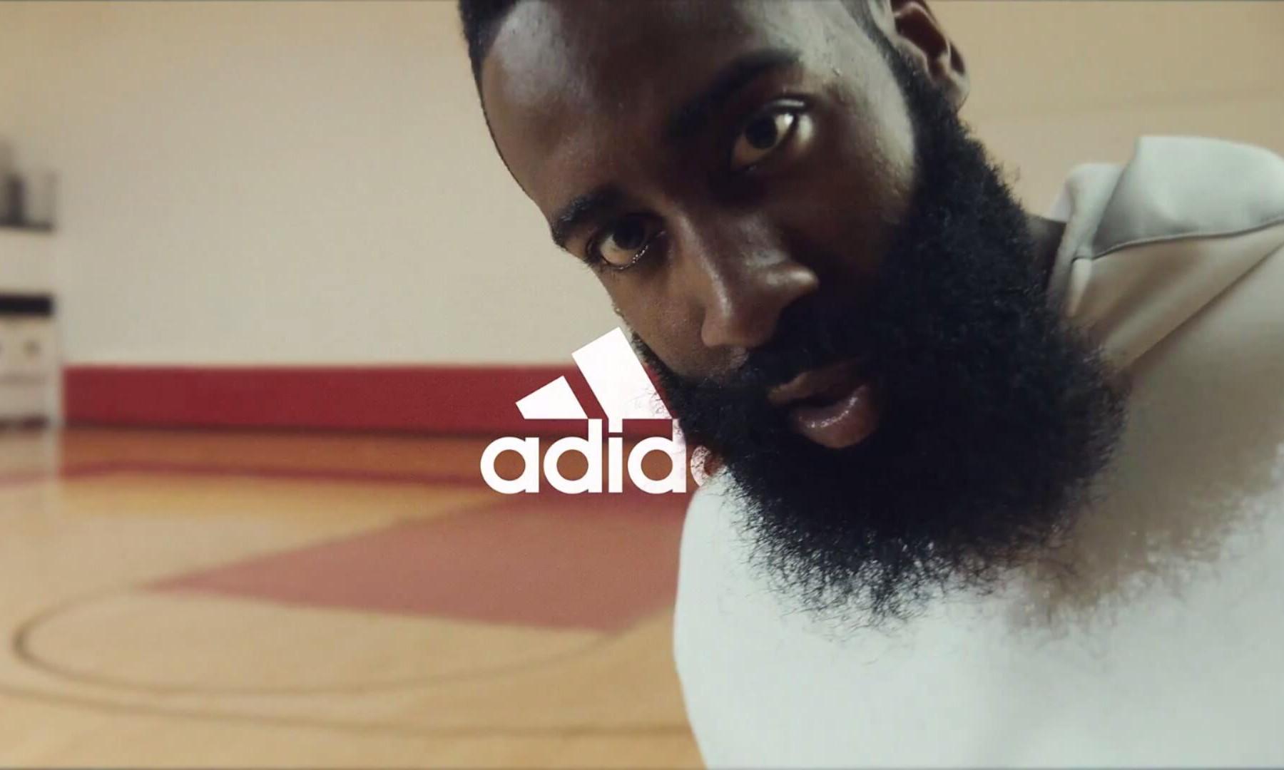 Creators Never Follow,James Harden 首支 adidas 广告片发布