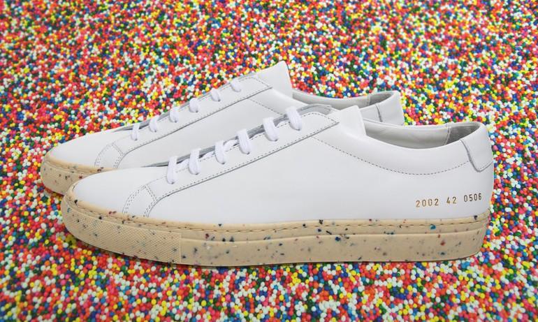 Common Projects x Dover Street Market NY 联名 Achilles Low 鞋款即将发售