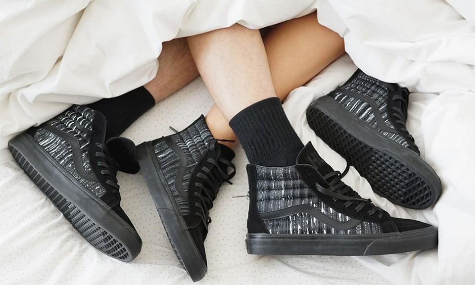 """HLZBLZ 十周年,特邀 Vans 联名发布 Sk8-Hi """"Come Together"""" 纪念鞋款"""