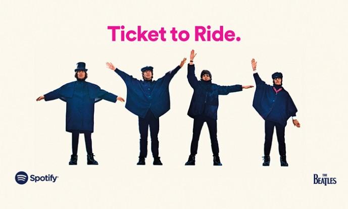 The Beatles 将于平安夜在 Spotify 等各大流媒体平台正式上线