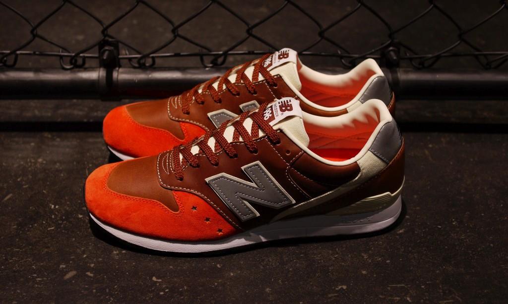 三乘涅磐,WHIZ LIMITED x mita sneakers x New Balance 联名 MRL996WM 鞋履释出