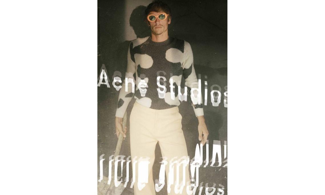 David Sims 掌镜拍摄 Acne Studios 2016 春季男装系列宣传照片先览