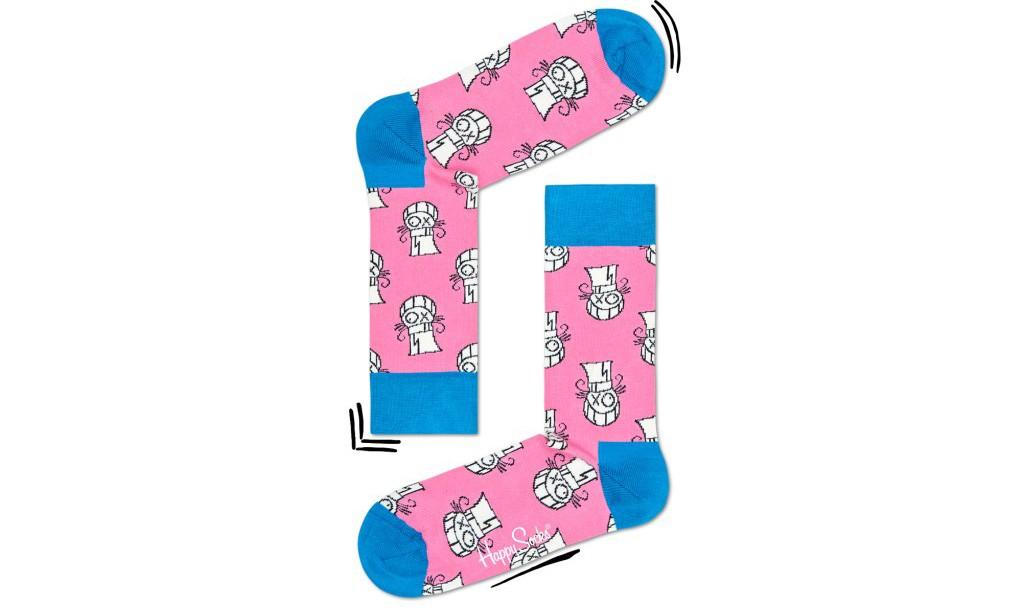 André x Happy Socks 打造内裤&袜款联名系列