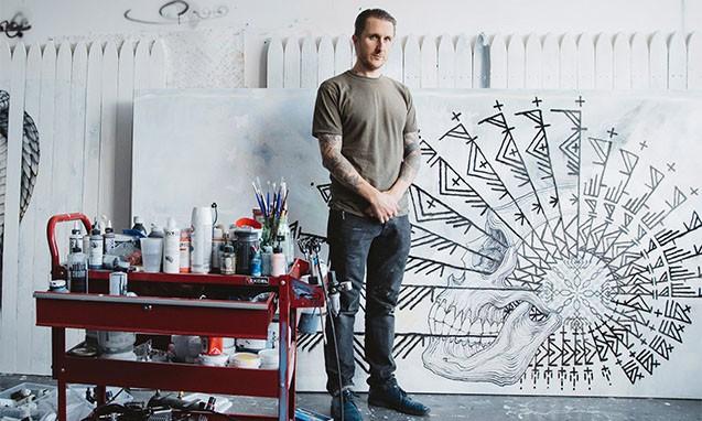 鞋子也纹身,Scott Campbell x Berluti 2016秋冬合作系列
