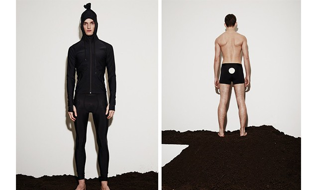 时尚与运动的结合,Björn Borg x Craig Green 2016 秋冬合作系列