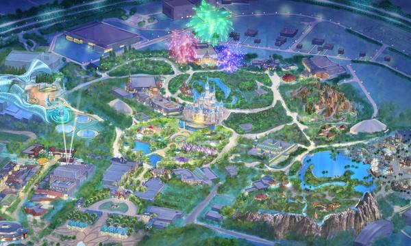 6 月 16 日盛大开幕!上海迪士尼乐园门票价格公布