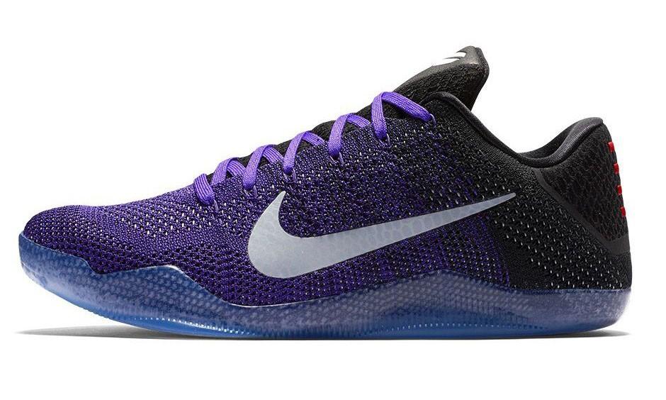 "Nike 致敬黑曼巴推出 Kobe XI 特殊配色 ""Eulogy"""