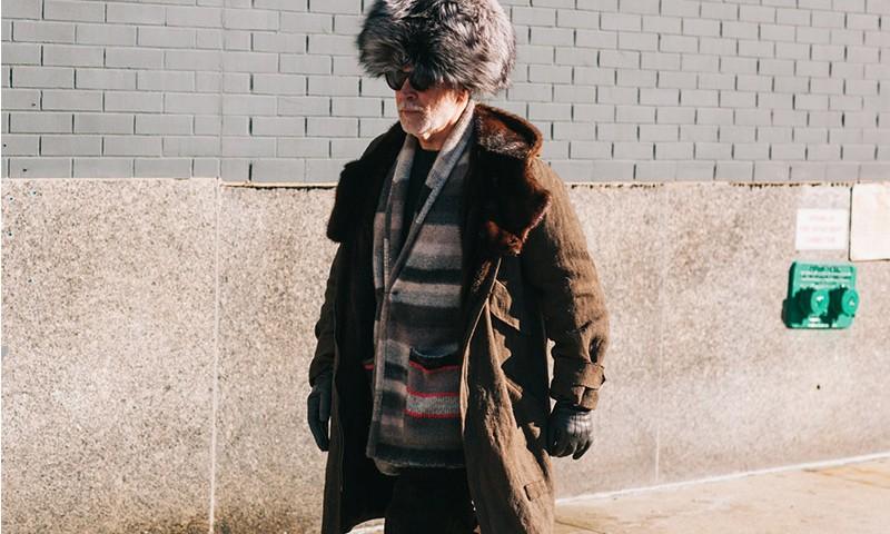 2016 纽约男装时装周街拍特辑 Part.2