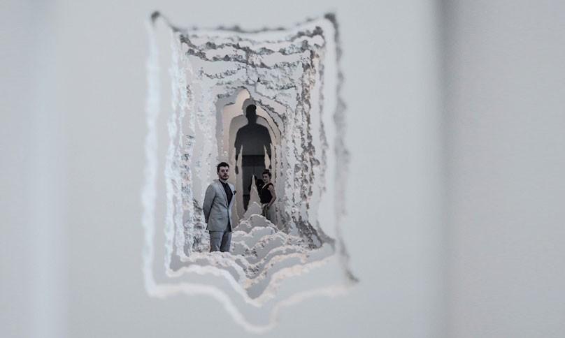 """探讨人类发展问题,艺术家 Daniel Arsham 带来 """"The Future Was Then"""" 展览"""