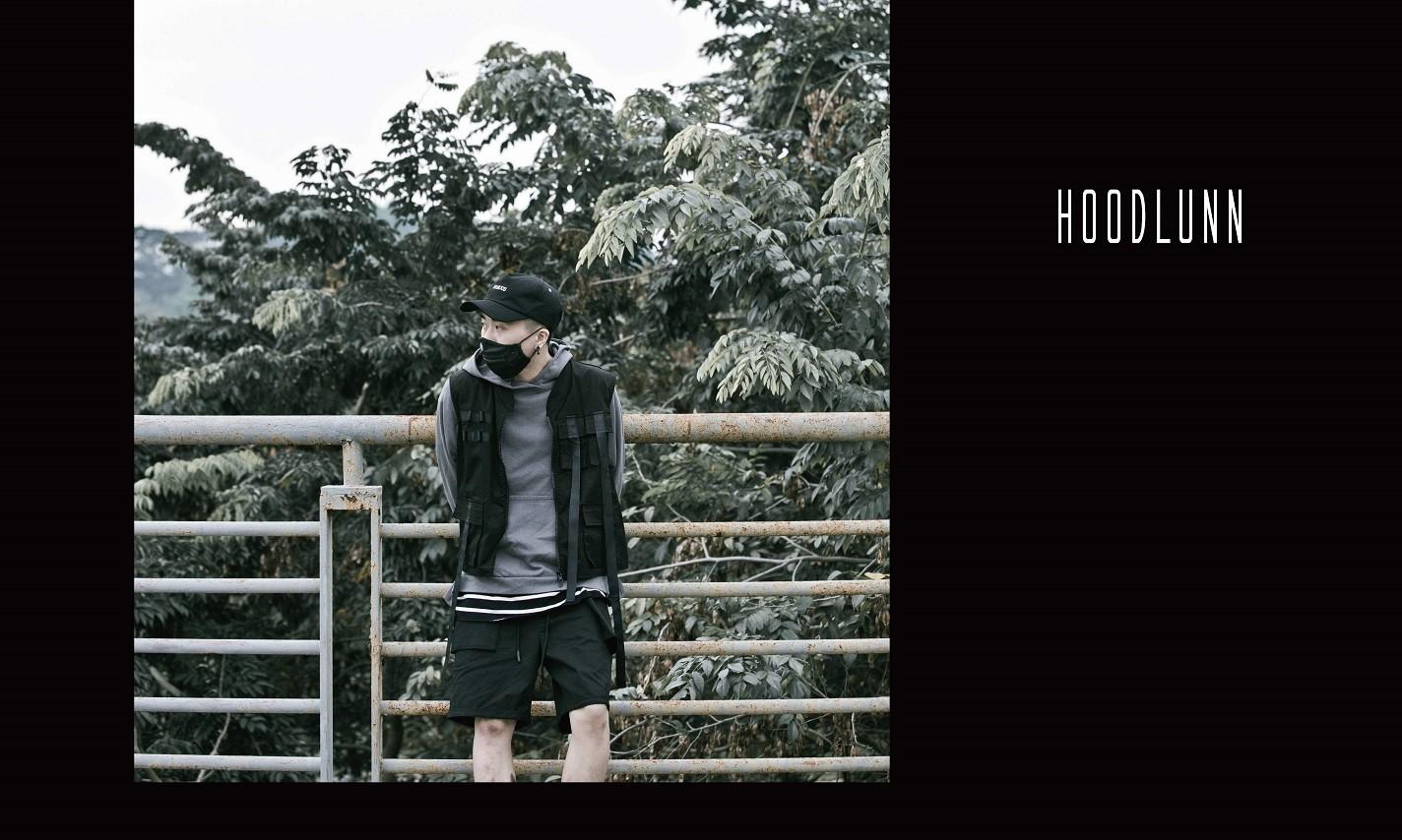 简约精髓,HOODLUNN 2016 春夏系列造型 Lookbook