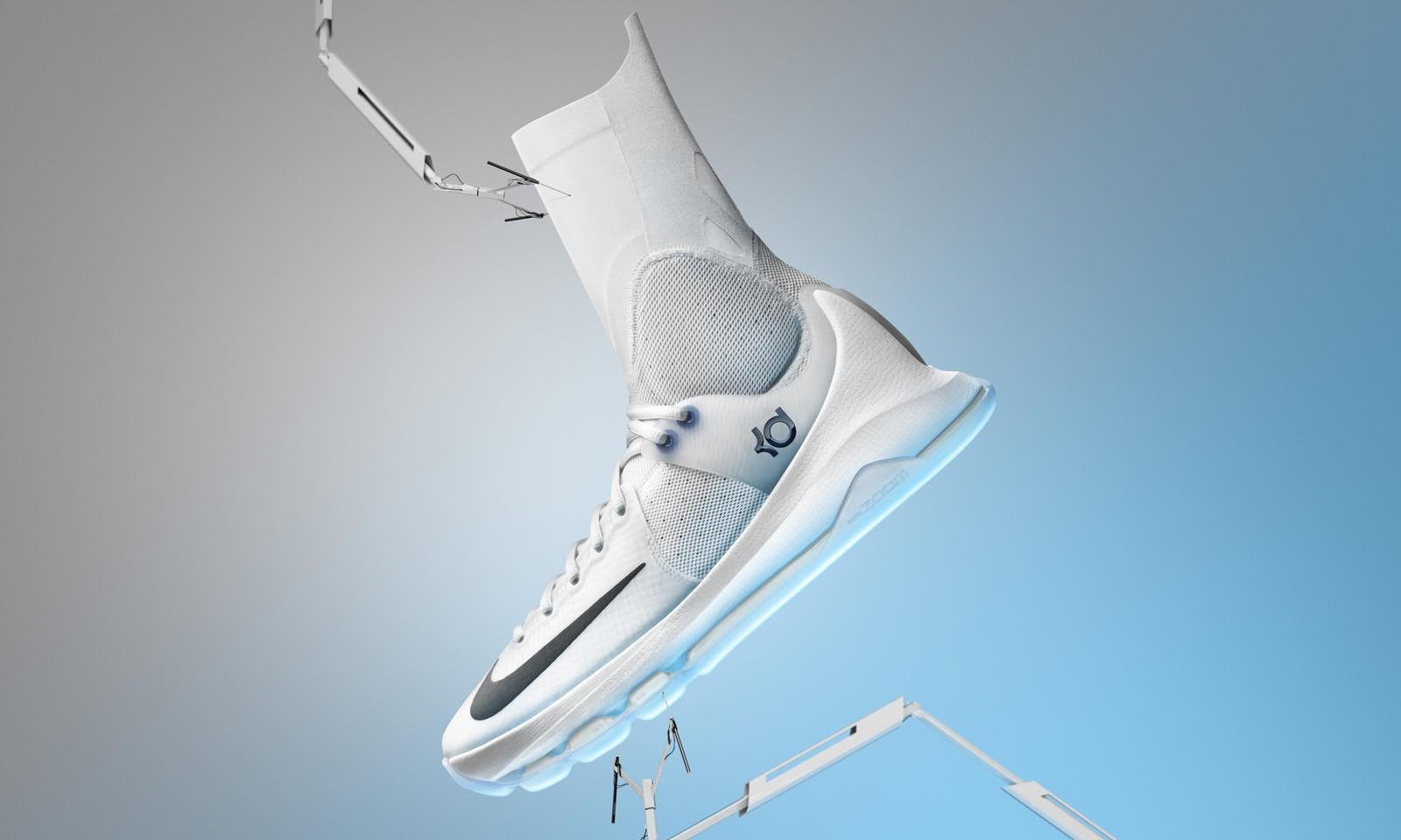 性能创新,Nike KD8 Elite 助力杜兰特最后冲刺