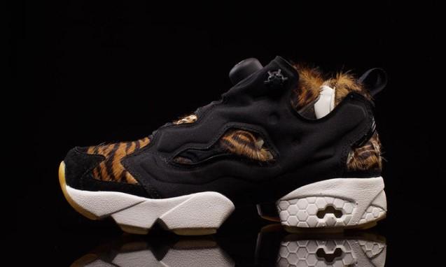 《森林王子》 x Reebok INSTA PUMP FURY 主题鞋款