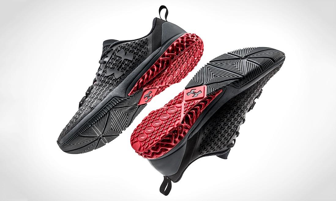 3D 打印技术全面运用,UNDER ARMOUR ARCHITECH 综合训练鞋