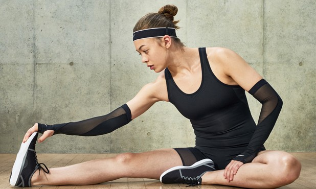 Nike Women 2016 春季系列造型 Lookbook 发布