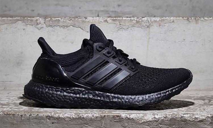 """黑魂即视感,adidas Ultra Boost """"Triple Black"""" 全黑配色预览"""