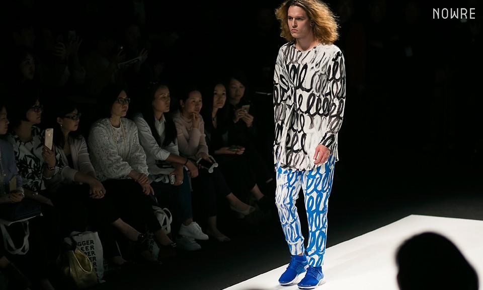 还需设计师合作?Nike 已悄然融入时装周,MAKIN JAN MA 2016 秋冬发布会全记录