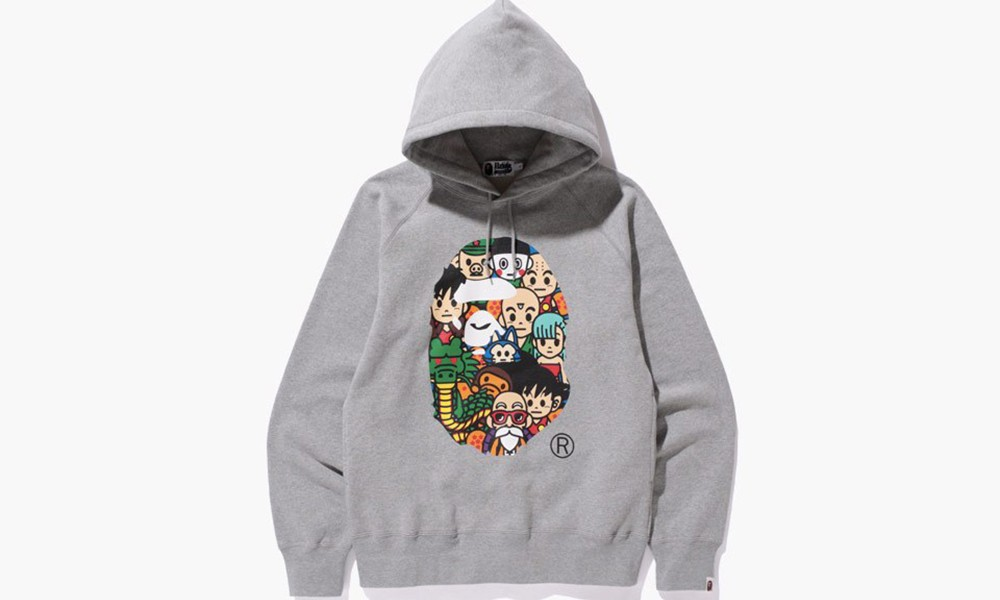 A BATHING APE® × 《Dragon Ball》全新联乘系列